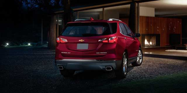 chevy equinox 2019 owners manual