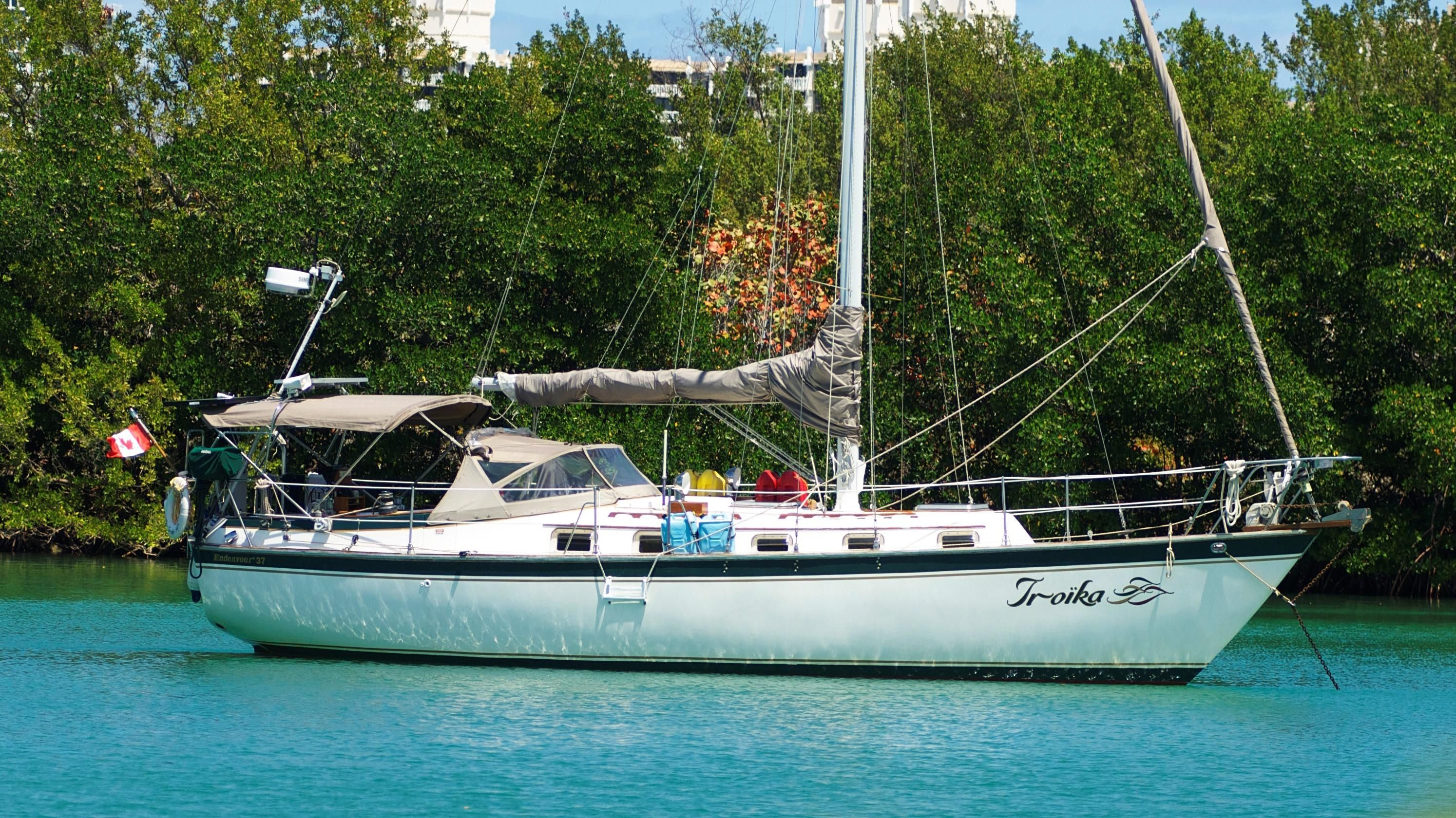 1979 endeavour 32 sailboat owners manual