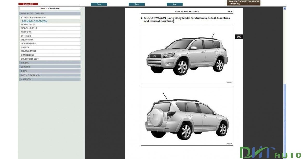 2005 rav4 service manual download
