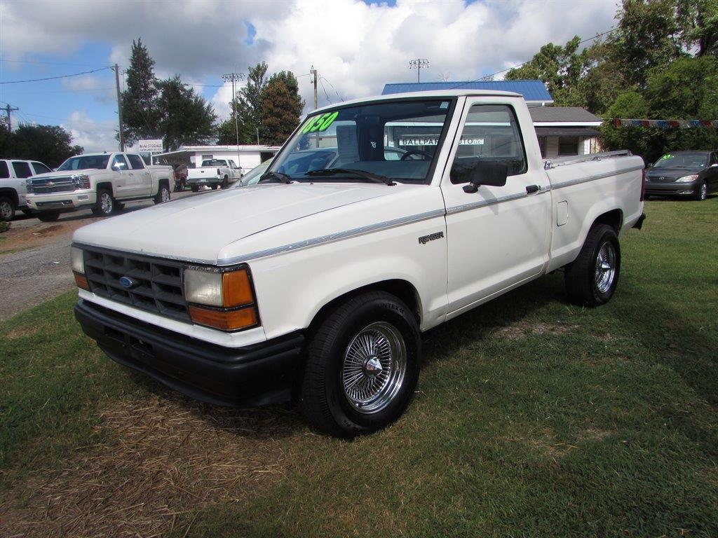 1990 ford ranger owners manual