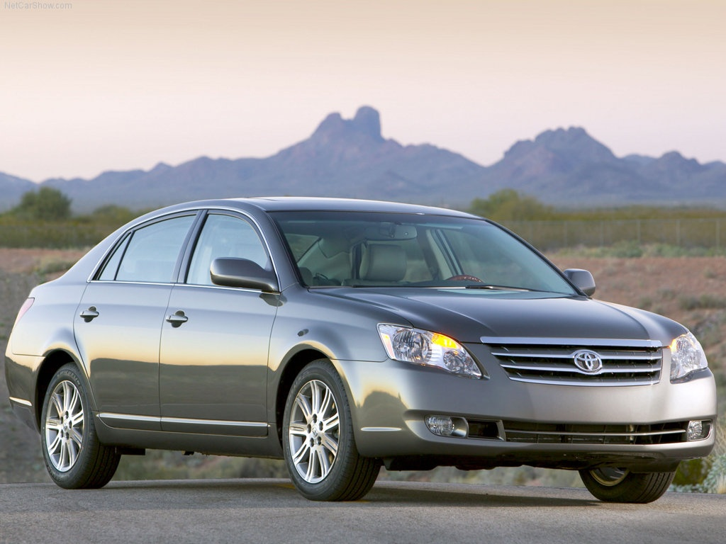 2006 toyota avalon service manual