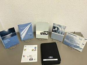 2008 ford edge sel owners manual