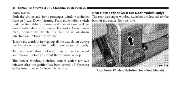 2009 jeep wrangler owners manual