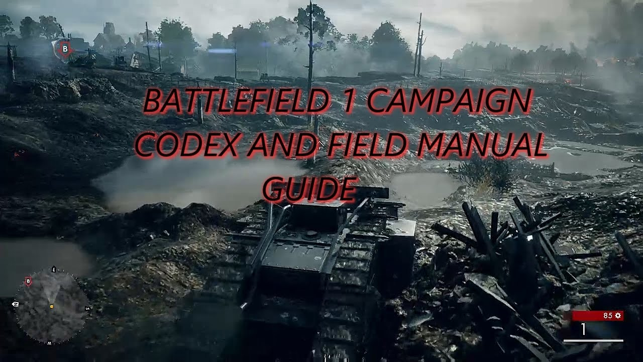 field manual 2 over the top