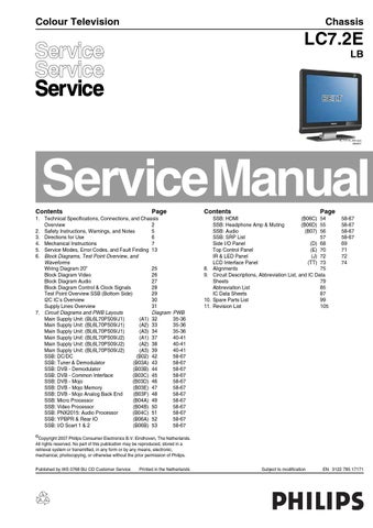 philips cx50 service manual pdf
