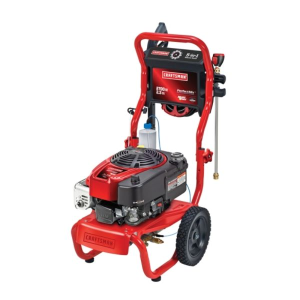 craftsman 3100 psi pressure washer owners manual
