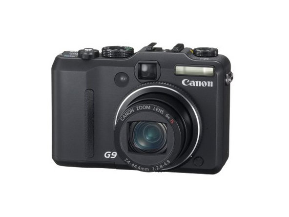 canon g9 camera user manual