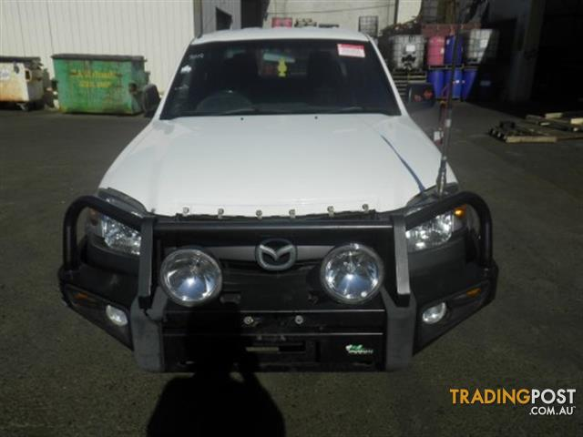 2007 mazda bt 50 owners manual