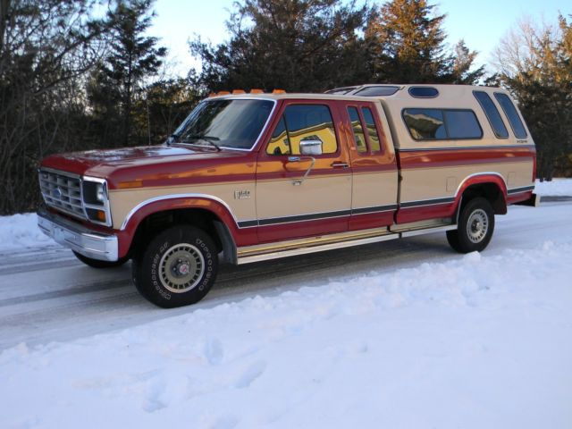 1986 ford e-250 owners manual