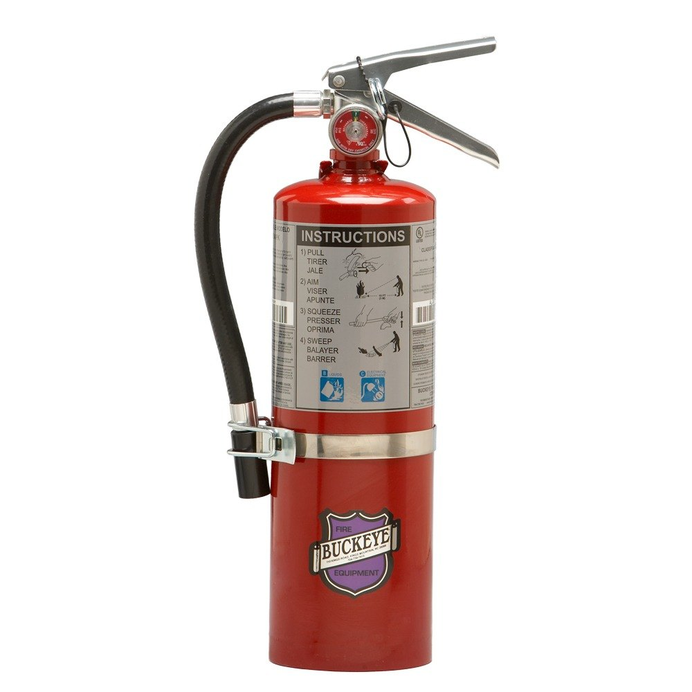 buckeye fire extinguisher service manual