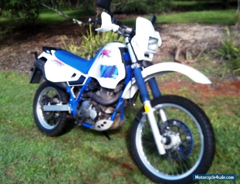 1994 suzuki dr650 owners manual