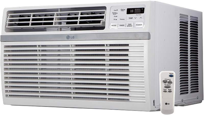 lg window air conditioner service manual