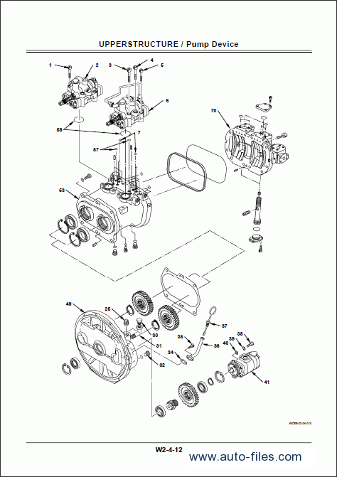 hitachi ex120 2 service manual