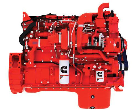 cummins isx engine service manual