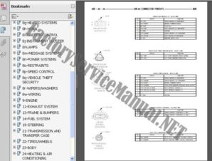 2007 dodge magnum service manual