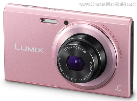 panasonic dmc ft5 user manual