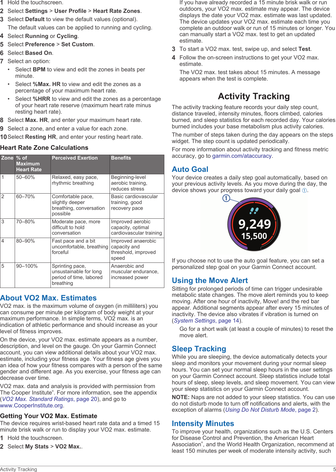 garmin vivoactive 3 user manual pdf