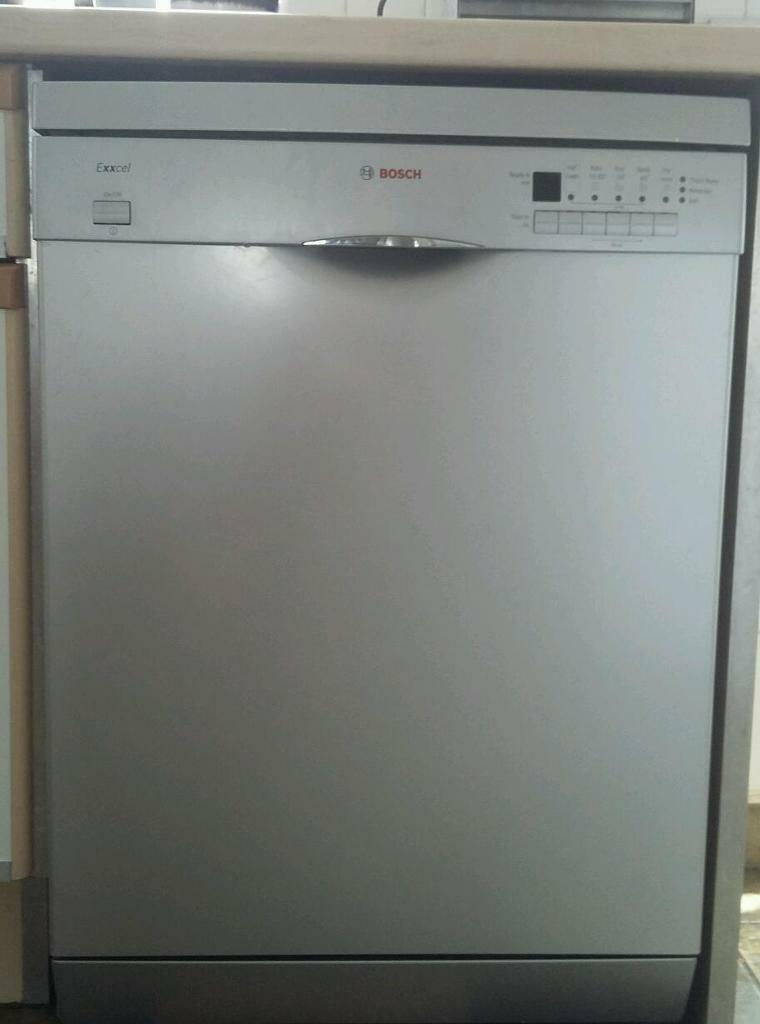 bosch classixx dishwasher user manual