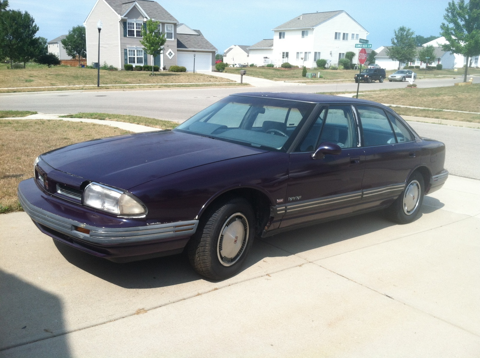 1992 oldsmobile 88 royale owners manual