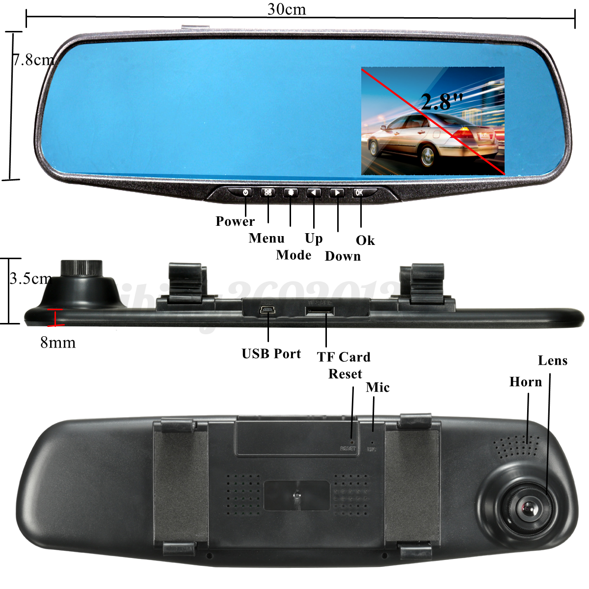 hd mirror cam user manual
