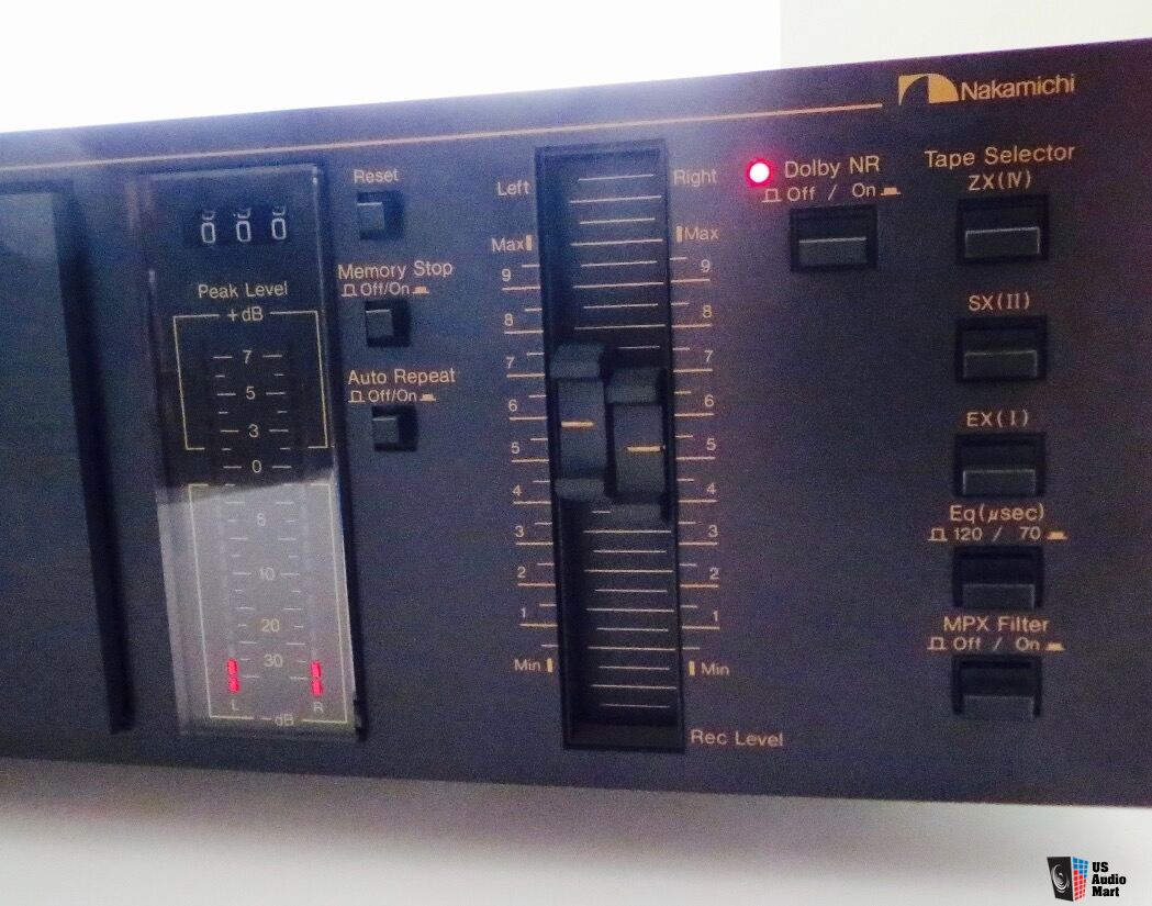 nakamichi bx 2 owners manual