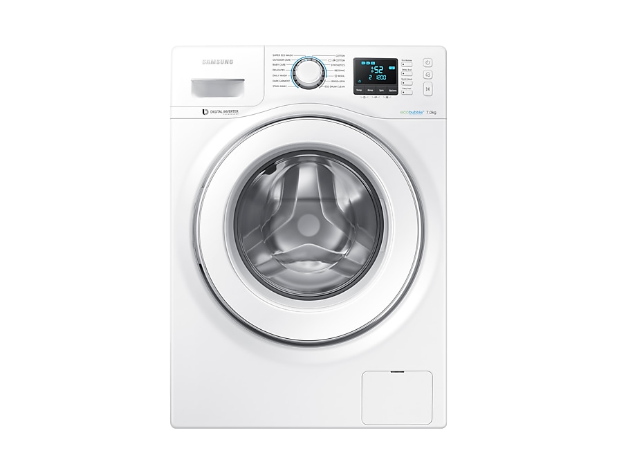 samsung digital inverter washing machine user manual