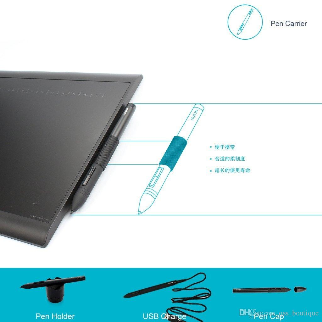 huion win graphic tablet user manual