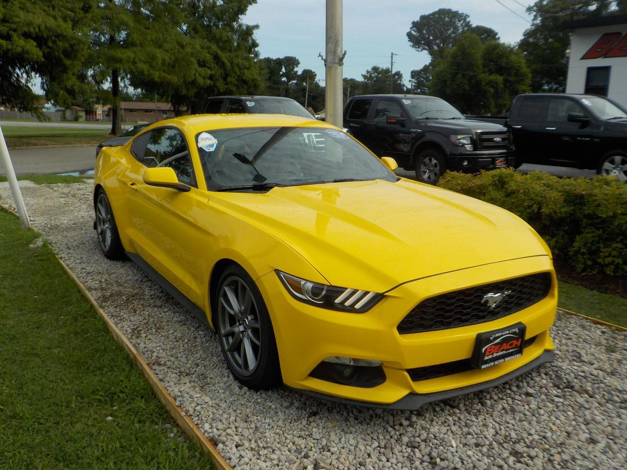 2015 ford mustang owners manual