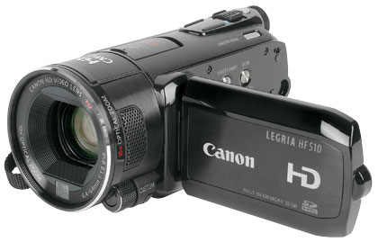 canon legria hf20 user manual