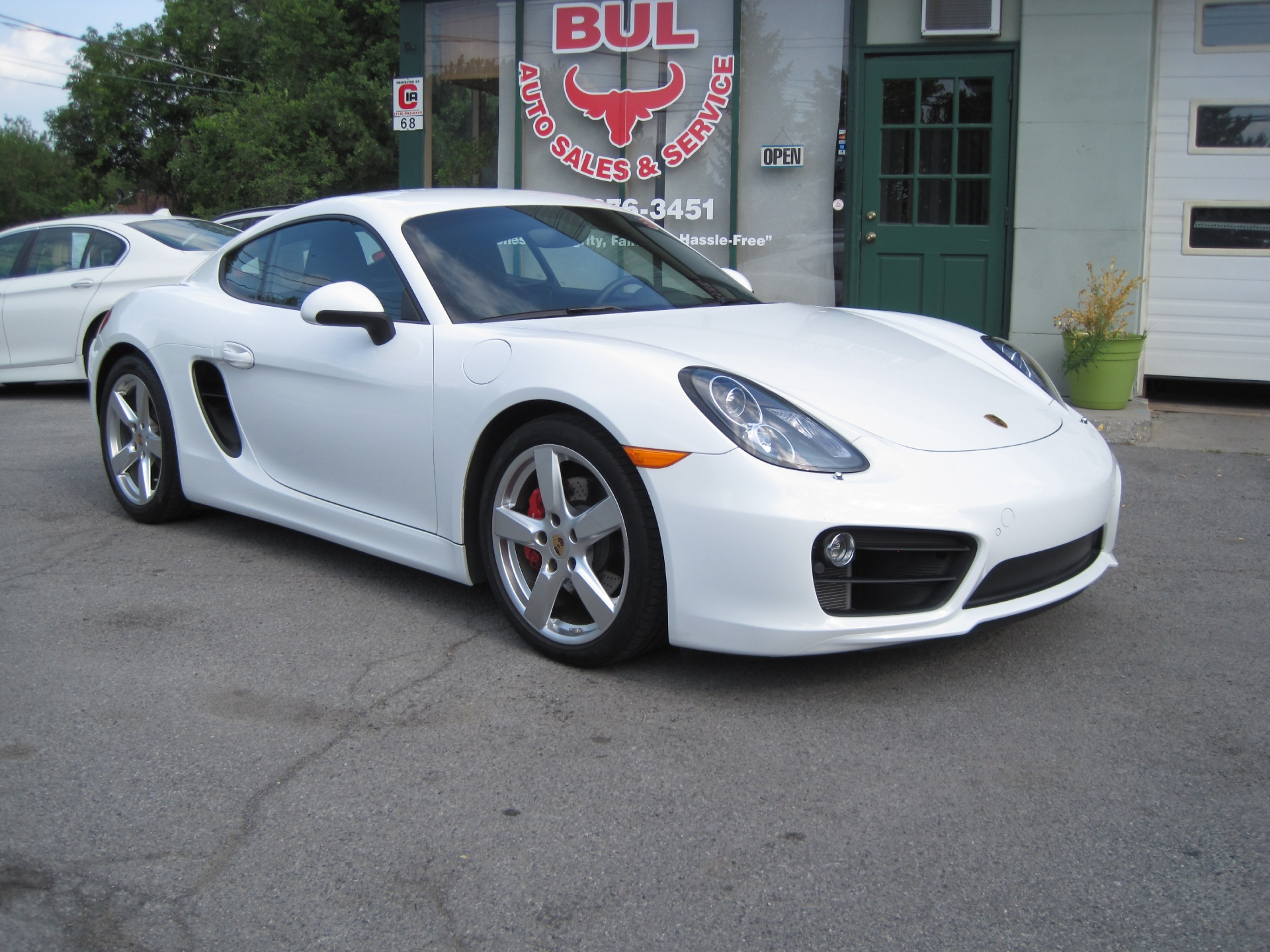 2014 porsche cayman owners manual