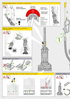 dyson v8 absolute user manual pdf