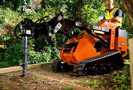 ditch witch sk750 service manual