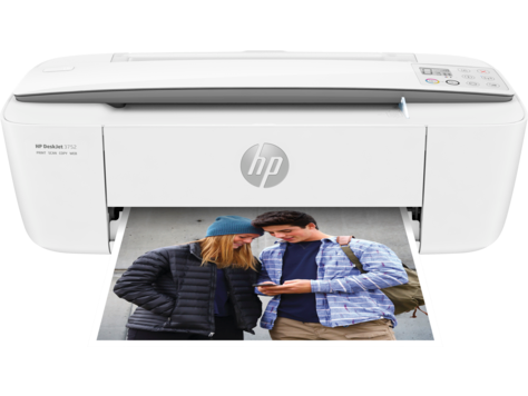 hp deskjet 3752 owners manual