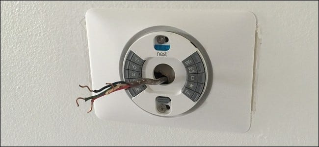 nest thermostat user manual uk