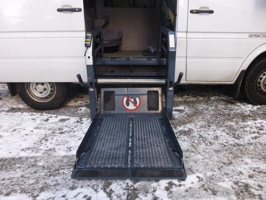 ricon s series wheelchair lift service manual