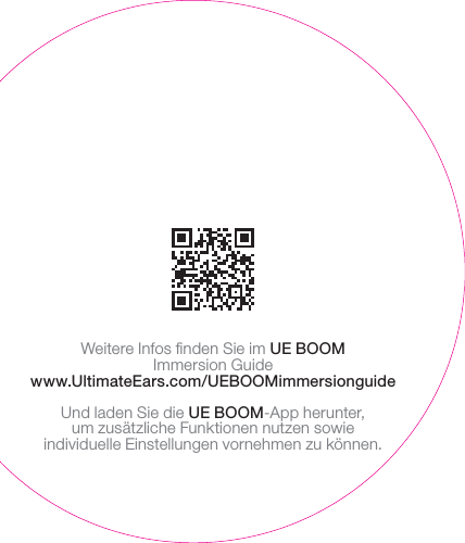 ue boom 2 user manual pdf